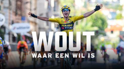 """Van Aerts Italiaanse wonderweek. """"Je gaat het doen, jongen!"""": bekijk nu de exclusieve docu 'Wout, waar een wil is'"""