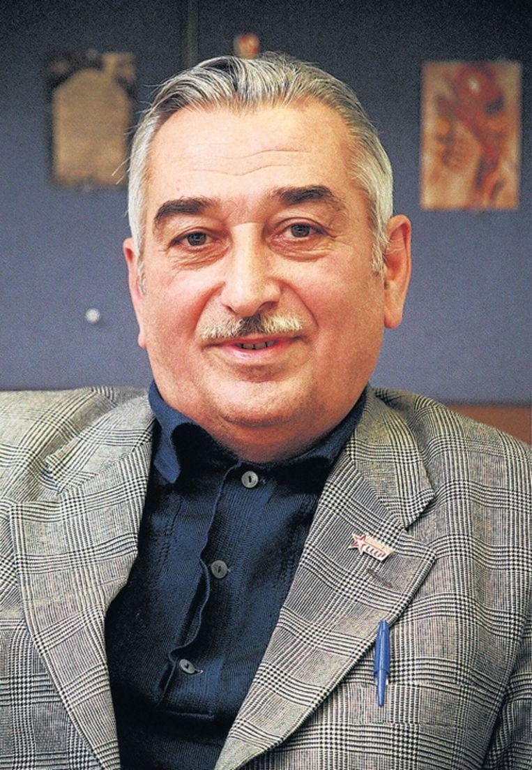 Yevgeny Dzoegashvili. Foto AP Beeld