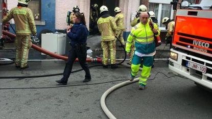 Gasboiler zorgt voor brand in woning