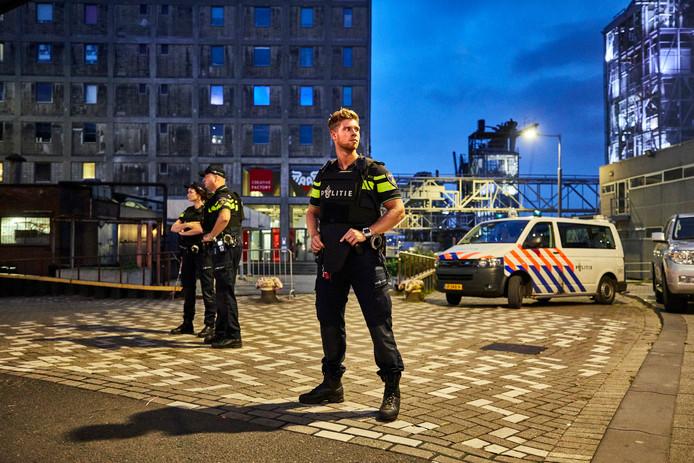Een concert in Rotterdam werd afgelast vanwege de terreurdreiging.