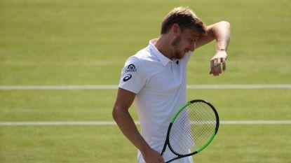 Wat een opdoffer! Goffin in eerste ronde Wimbledon kansloos uitgeschakeld tegen Australiër