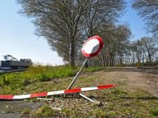 Voormalige tippelzone 't Vaerland langs de A59 wordt groenstrook