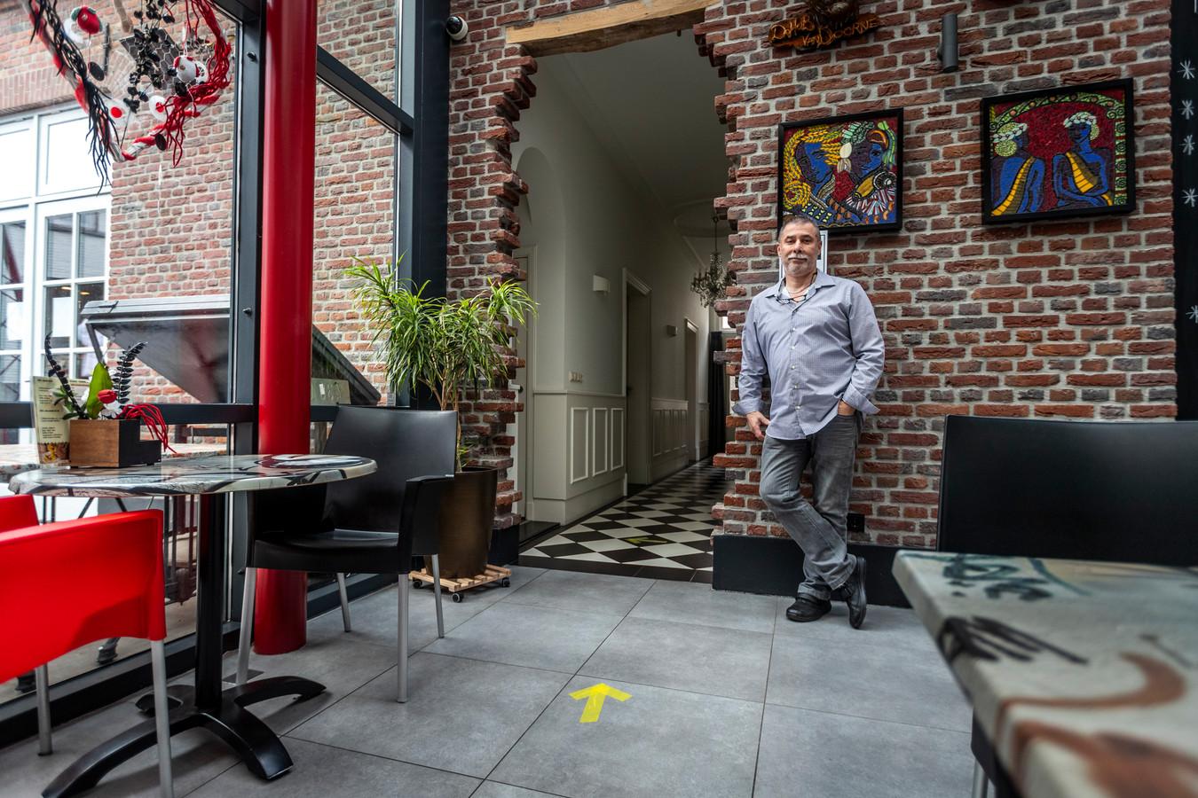 Restaurant DAF van Deurnenaar Henny van Diessen gaat stoppen.