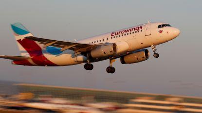 Mogelijke staking Duits cabinepersoneel Eurowings in augustus