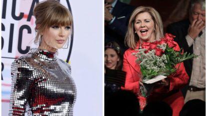 Politieke aansporing van Taylor Swift haalt niets uit: Republikeinse kandidate wint toch in Tennessee