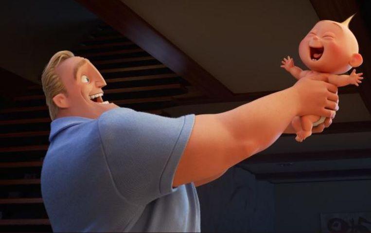 Eerste beelden 'Incredibles 2' van Disney-Pixar
