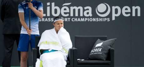Pas de changement pour Goffin et Mertens, lourde chute pour Kirsten Flipkens