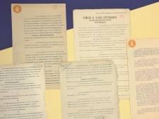 Contracten van Couperusboeken naar Literatuurmuseum