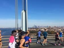 Oldenzaalse loopt na Chinese Muur marathon in New York
