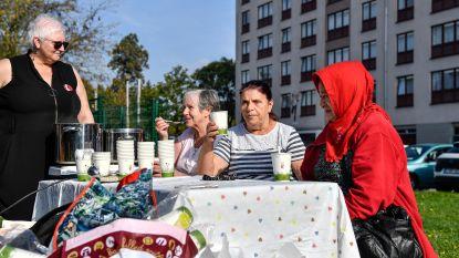 Soep vult Serboswijk met warmte