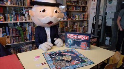 Monopoly Antwerp nu ook mét Olympisch Stadion te koop