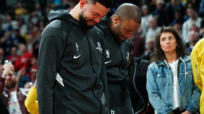 """""""Je was mijn grootste sportidool"""": Lukaku en andere (sport)sterren diep geschokt door overlijden van basketballegende Kobe Bryant"""