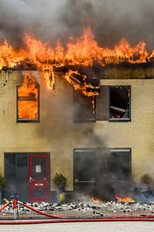 Geen sprake van brandstichting bij Tasche in Albergen