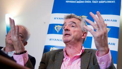 """Ryanair-topman Michael O'Leary: """"Belgische steward niét ontslagen omwille van tv-interview"""""""