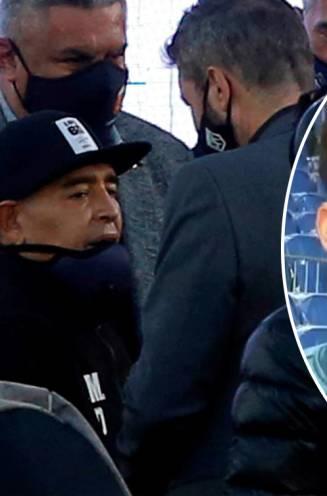 """""""Sorry dat ik meer scoorde voor Napoli dan jij, maar jij blijft de belangrijkste. Ik hou van je"""": de vertederende boodschap van Mertens aan Maradona"""