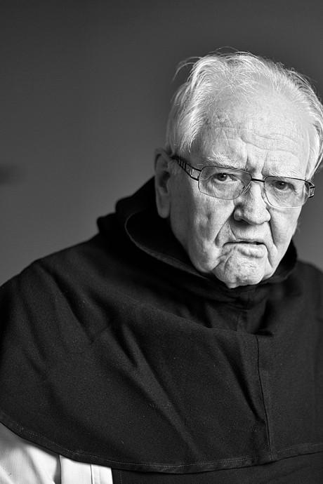 Laatste cisterciënzer van abdij Mariënkroon Nieuwkuijk overleden