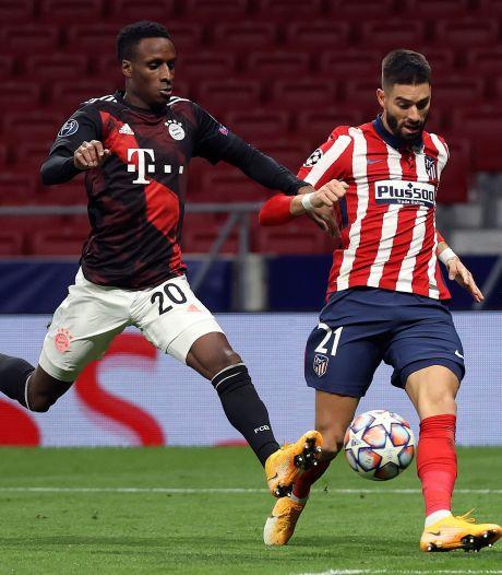 Atlético moet feestje uitstellen door late tegentreffer B-ploeg Bayern