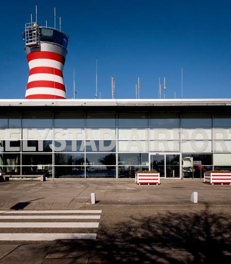 Gemeenten Veluwe en Dronten willen uitstel opening Lelystad Airport tot 2023