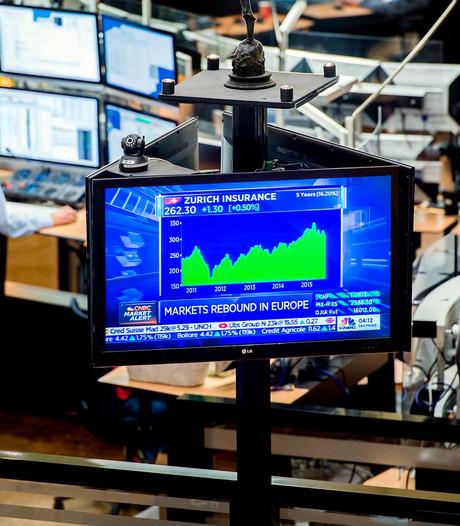 Vooral stijgers op de aandelenbeurzen