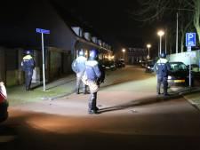 Negen aanhoudingen bij demonstratie in Helmond, politie bekogeld met stenen, stoeptegels en vuurwerk