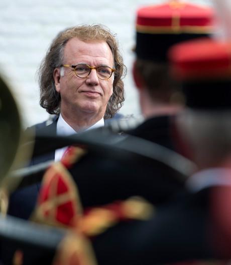 André Rieu hoeft niet te dokken voor bestolen muzikanten met beperking