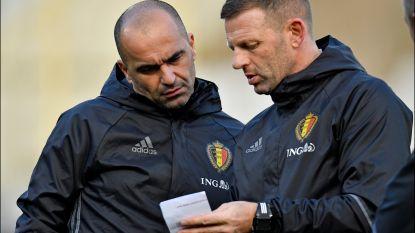 Assistenten van de bondscoach verlengen (normaal gezien) vandaag