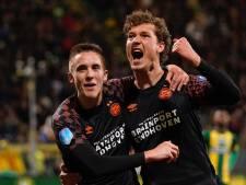 Sam Lammers is de nieuwe nummer een op het penaltylijstje van PSV: 'Heel blij met deze pot'
