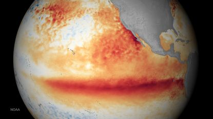 AI overtreft metereologen en voorspelt El Niño 18 maanden op voorhand