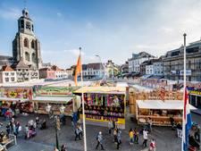 Terugkeer kermis op Grote Markt Bergen op Zoom is een succes