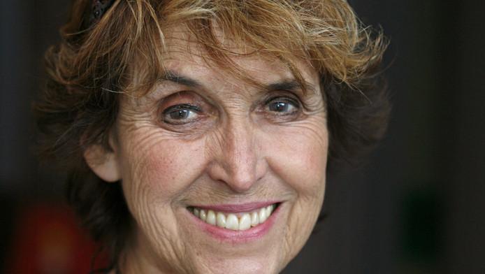 Schrijfster Yvonne Keuls.