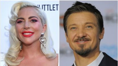'Lady Gaga datet met 'Avengers'-acteur Jeremy Renner'