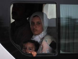 Al 45.000 Syrische vluchtelingen in Turkije