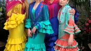 Kerstgroet in flamencostijl van de Nederlandse koninklijke familie