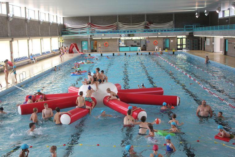 Renovatie zwembad kost 2 2 miljoen aalst regio hln for Renovatie zwembad