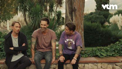 """Regi, Sean en André Hazes over 'poepiedegroupie': """"Ik kan niet zeggen dat ik het nooit gedaan heb"""""""