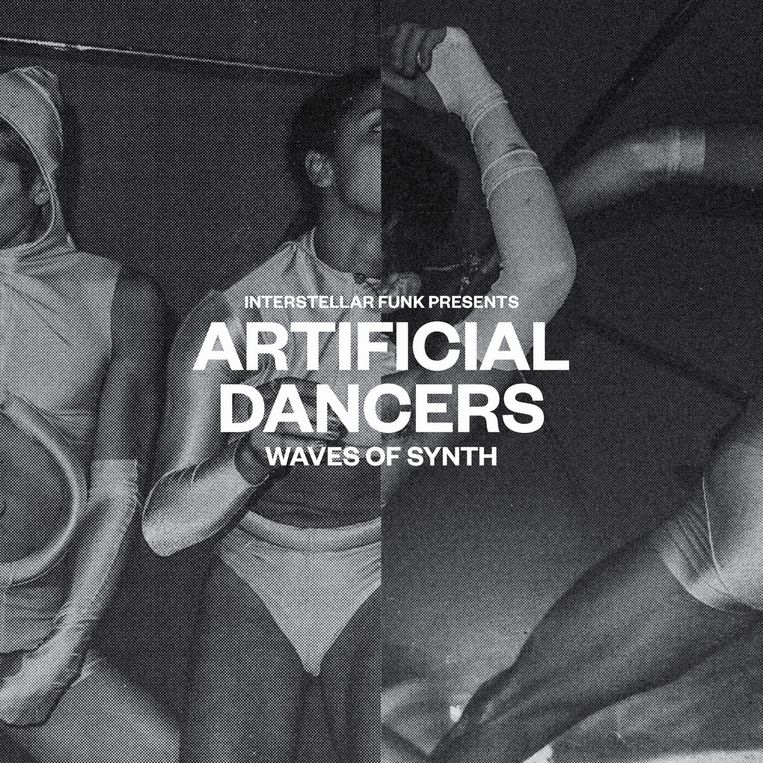 Artificial Dancers  - Waves of Synth Beeld rvArtifici