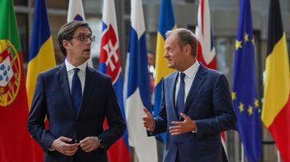 Europese Unie vraagt geduld aan Noord-Macedonië en Albanië