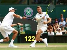 Bryan en Sock winnen mannendubbel op Wimbledon