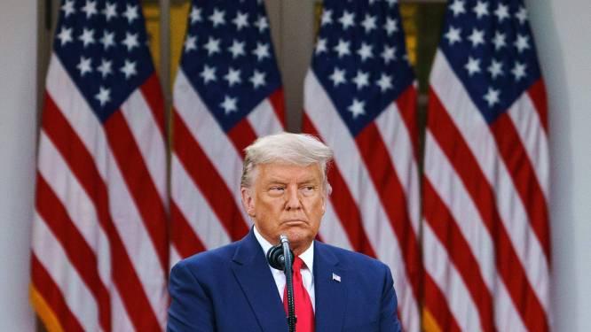 """Trump geeft groen licht voor machtsoverdracht: """"Dichter bij een overgave zal hij niet komen"""""""