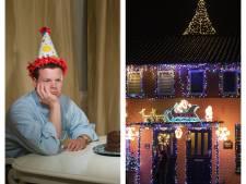 Een verjaardag vieren in coronatijd & Kerst begint dit jaar vroeg in Almelo
