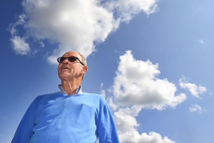 Regionaal weerdeskundige Bert Vloet uit Overloon