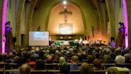 """Expo """"Ik ben van 't Kroïs"""" opent met grote show en bomvolle kerk"""