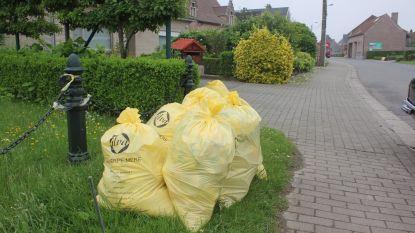 Politie onderzoekt 'gestolen' vuilniszakken: OVAM blijkt de 'dief'