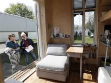 Voor de zomer ruimte vrij voor tiny houses