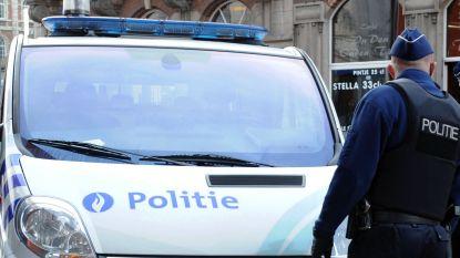 Dronken man zwaait met pistool in centrum van Leuven