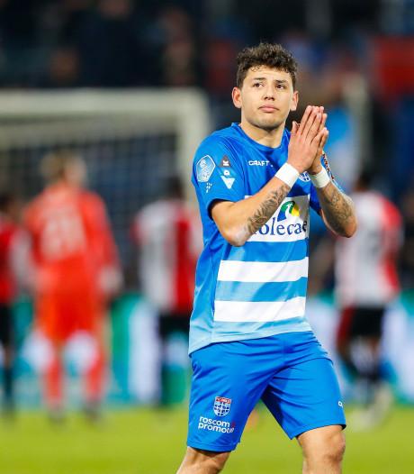 Bepaalt 'steen, papier, schaar' wie een belangrijke vrije trap in blessuretijd voor PEC Zwolle mag nemen?