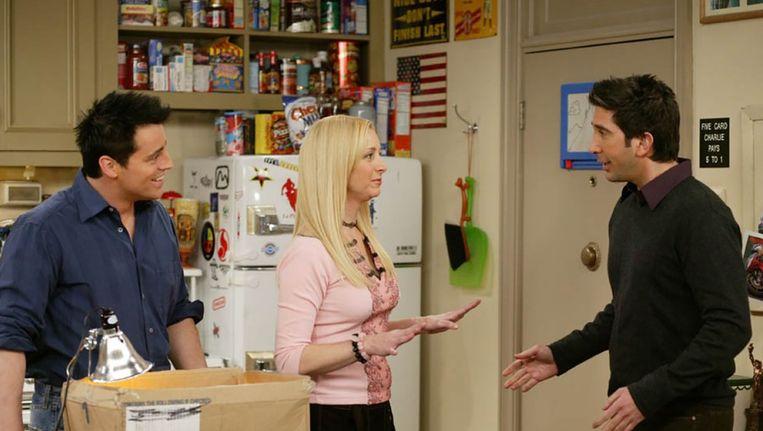 Net als in de tv-serie Friends is wonen met vrienden de oplossing Beeld Friends