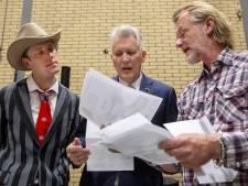 Dirk Scheringa wordt Dikkie de Kid in polderwestern over zijn leven: 'Hij was een cowboy'