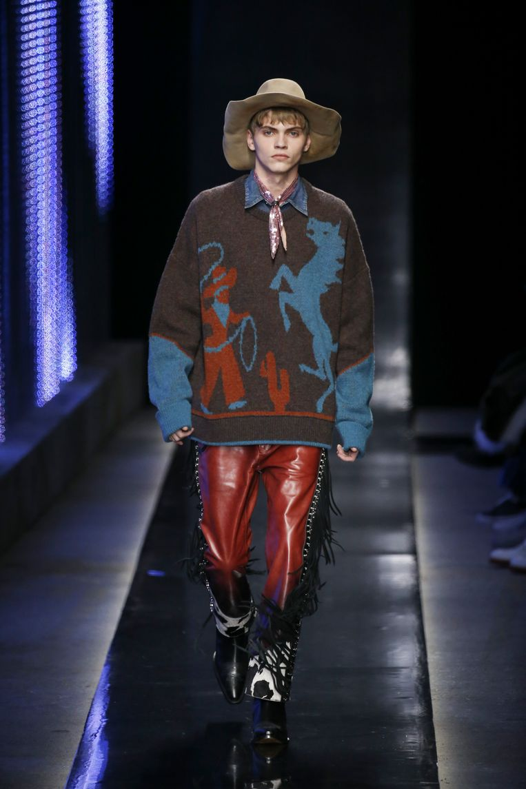 Dsquared.  Beeld Peter Stigter