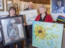 Amateurkunstenaars tonen beste werk in Hellendoorn: 'De natuur als inspiratiebron'